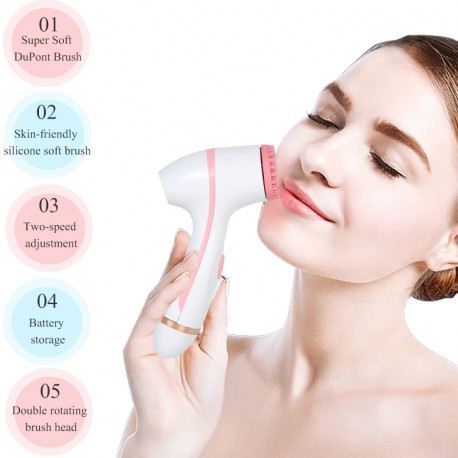 Facial Cleaning Brush FC-868